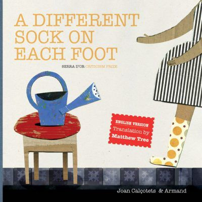 A diferent sock on each foot by Joan Caçotets i Armand
