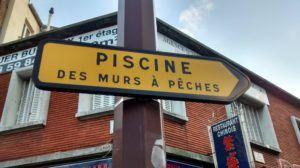 Piscina un petit oceà a París camí del Saló del Llibre Infantil i Juvenil